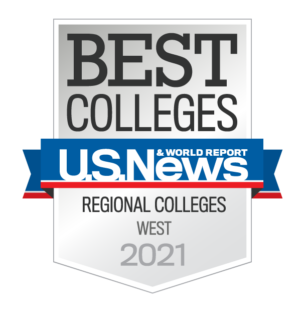U.S. News & World Report Best Colleges Regional Colleges West 2021
