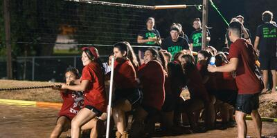 mud volleyball f21 red shirts
