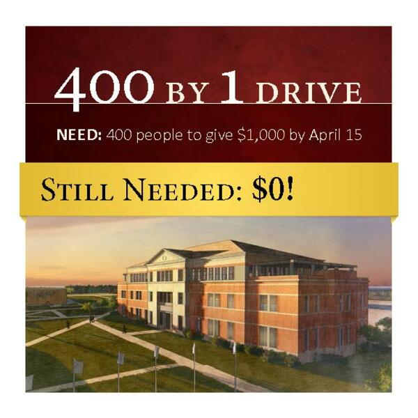 campaign, new building, nursing, miracles, philanthropy