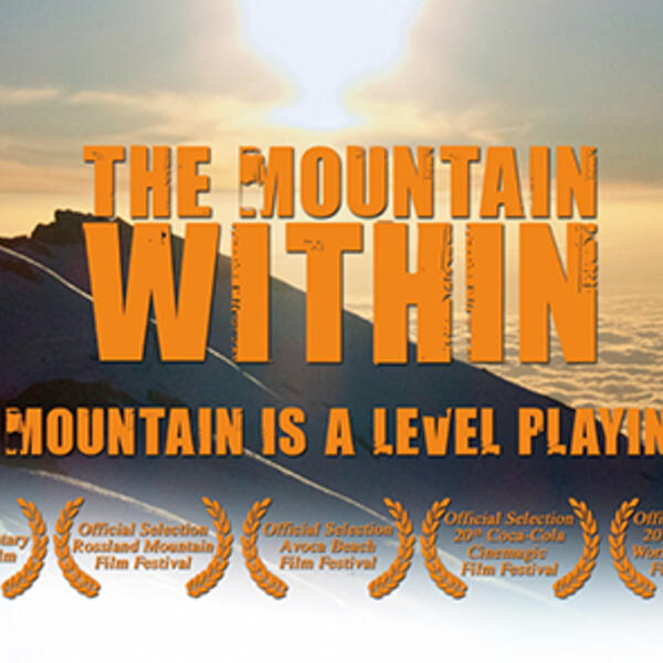 mountain within, charity screening
